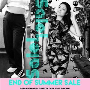 End Of Summer SALE !